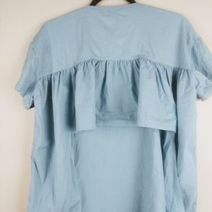 Zara Stylish Tshirt Oversize M